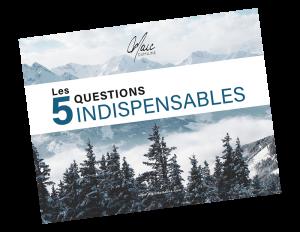 Marc Dumaine - Les cinq questions indispensables